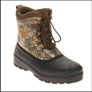 Ozark Trail 3M Thinsulate winter snow boots NWT